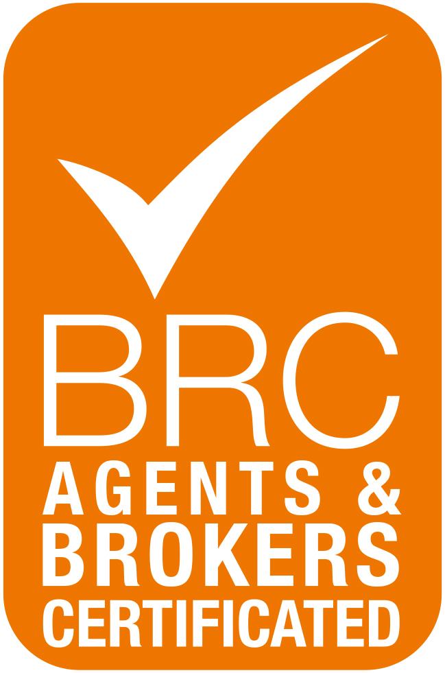 BRC A&B Certificated