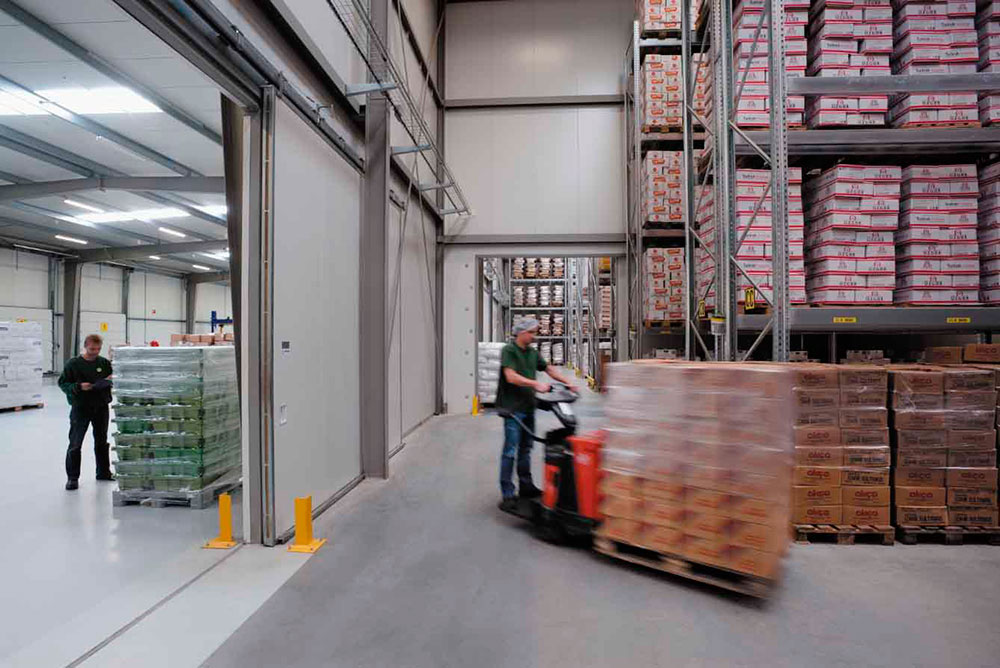 Warehousing and logistics - Rhumveld Winter & Konijn